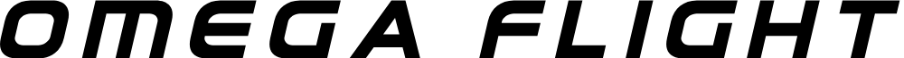 Omega Flight Title Italic