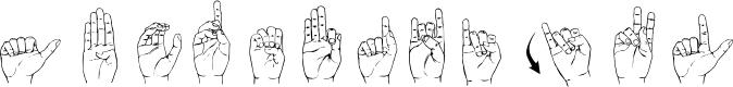 Preview image for Langage des signes