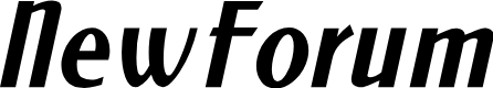Preview image for NewForum Italic
