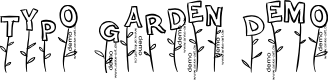 Preview image for Typo Garden Demo