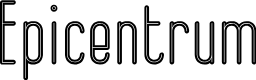 Preview image for Epicentrum Font