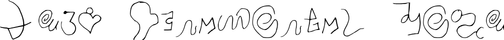 Preview image for Luis Ornamental Regular Font