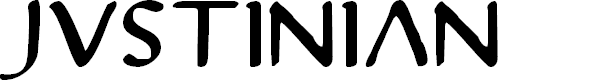 Preview image for Justinian Font