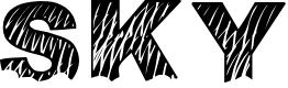 Preview image for Sky Regular Font