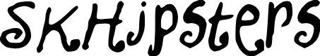 Preview image for SKHipsters Font