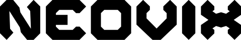 Preview image for Neovix Font