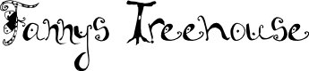 Preview image for Fannys Treehouse Font