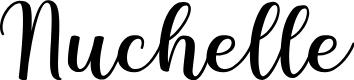Preview image for Nuchelle Font