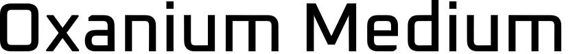 Preview image for Oxanium Medium