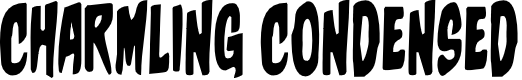 Preview image for Charmling Condensed