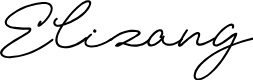 Preview image for Elizany Font