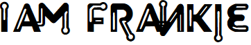I Am Frankie font