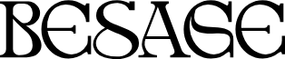besage font