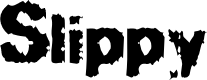 Preview image for Slippy Font