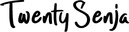 Twenty Senja font