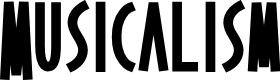 Preview image for D3 Musicalism Font