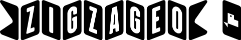 Preview image for ZiGzAgEo-Regular Font
