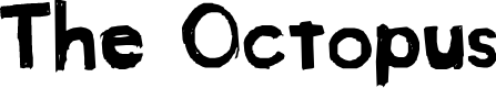 Preview image for The Octopus Font