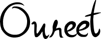 Preview image for Oureet Font