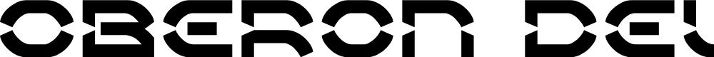 Preview image for Oberon Deux Font
