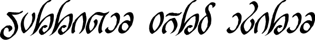 Preview image for Rellanic Bold Italic