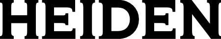 Preview image for HEIDEN Font