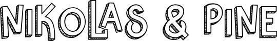 Preview image for Nikolas & Pine Font