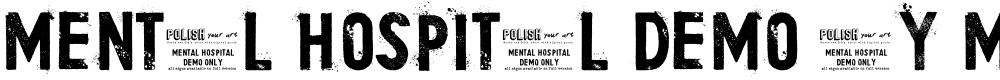 Preview image for Mental Hospital DEMO by Marta v