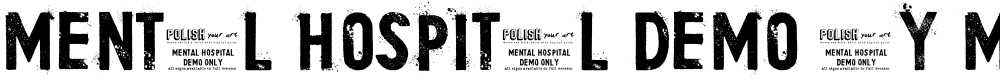 Preview image for Mental Hospital DEMO by Marta v Font