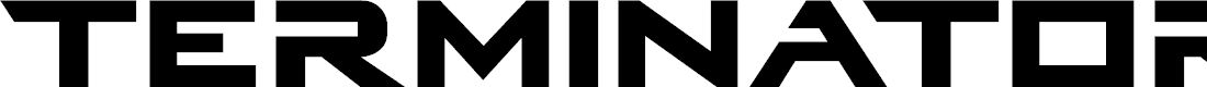 Preview image for Terminator Genisys Font