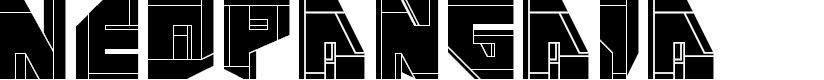 Preview image for NeoPangaia Font