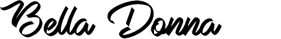 Preview image for Bella Donna Personal Use Regular Font