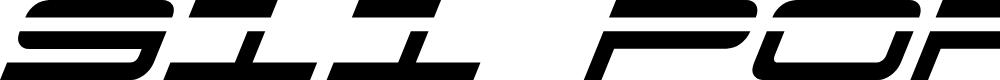 Preview image for 911 Porscha Laser Italic