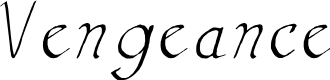 Preview image for Vengeance Font