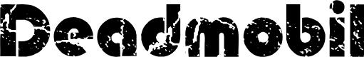 Preview image for Deadmobil Font