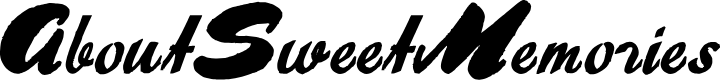Preview image for AboutSweetMemories Font