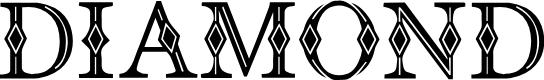 Preview image for CF Diamond Regular Font