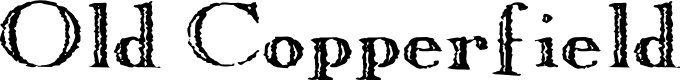 Preview image for Old Copperfield Font