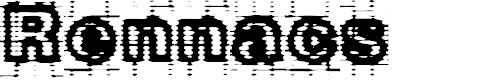 Preview image for Rennacs Font