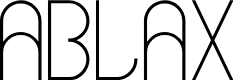 Preview image for ABLAX Font