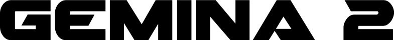 Preview image for Gemina 2 Regular Font