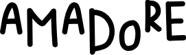 Preview image for AMADORE Font