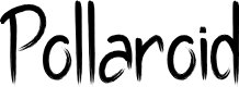 Preview image for Pollaroid Font