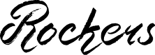 Preview image for Rockers Font