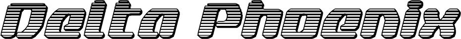 Preview image for Delta Phoenix Chrome Italic