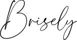 Preview image for Brisely Font