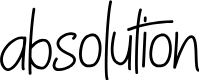 Preview image for Absolution Font