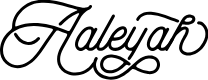 Preview image for Aaleyah_PersonalUseOnly Font
