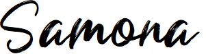 Preview image for Samona Font