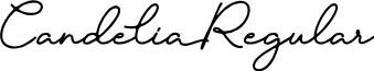 Candelia Regular